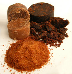 palm sugar, coconut sugar
